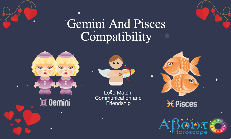 Pisces woman and gemini woman compatibility