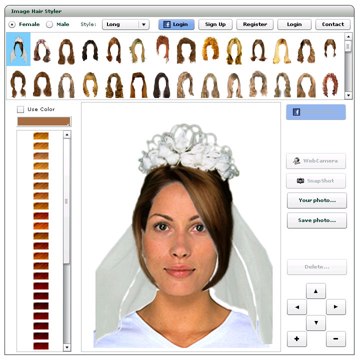 Makeover Solutions Free Virtual Hairstyles