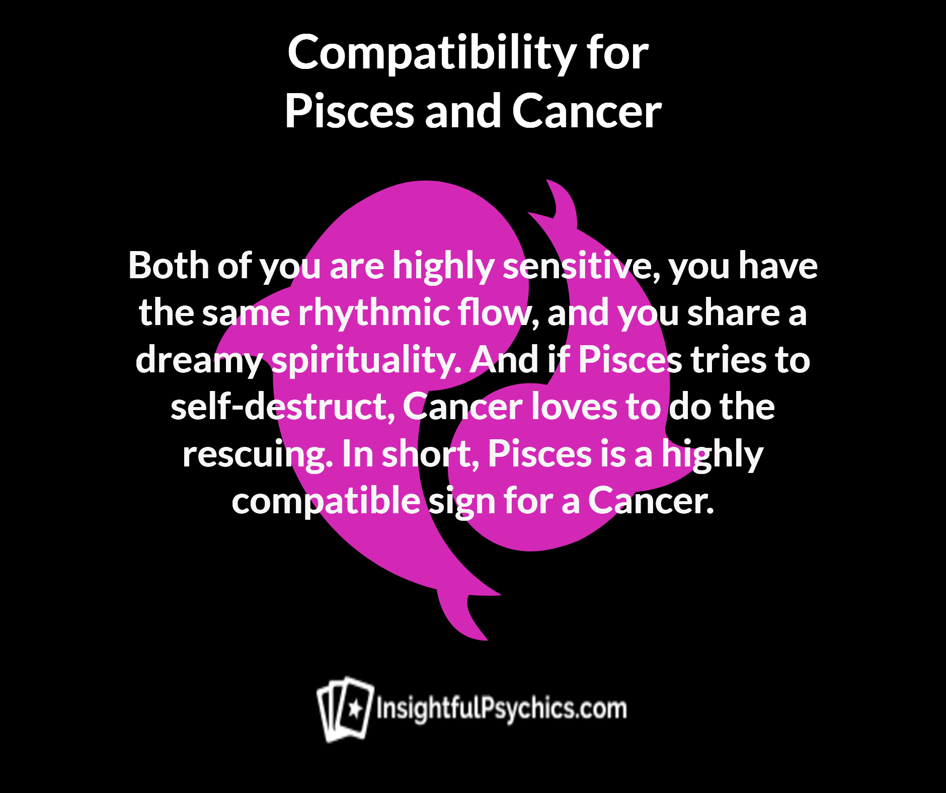 Pisces and cancer marriage compatibility