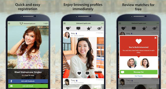 Cupid dating app review