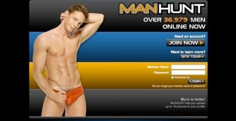 Manhunt gay hookups