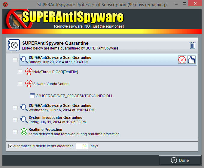 Super anti spyware reviews