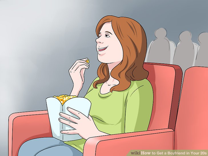 How to find a boyfriend in your 20s