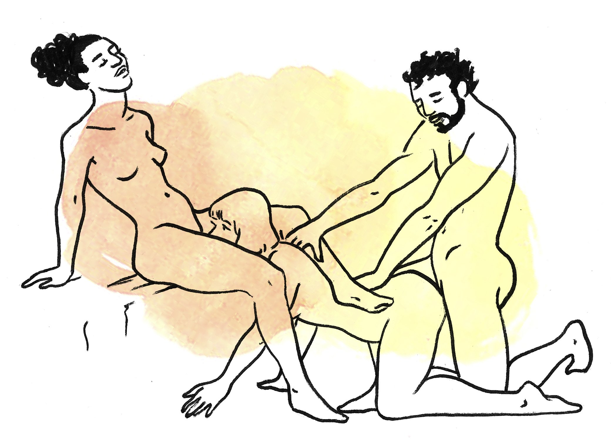 Positions threesome