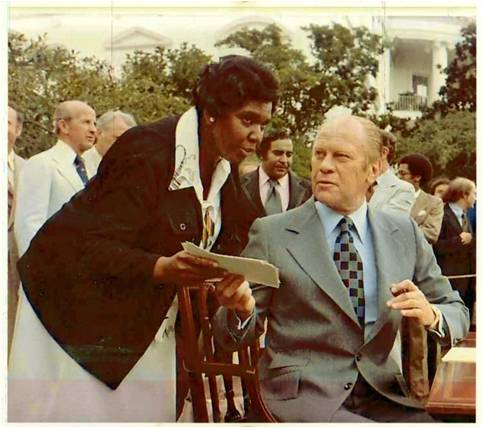Barbara jordan and nancy earl