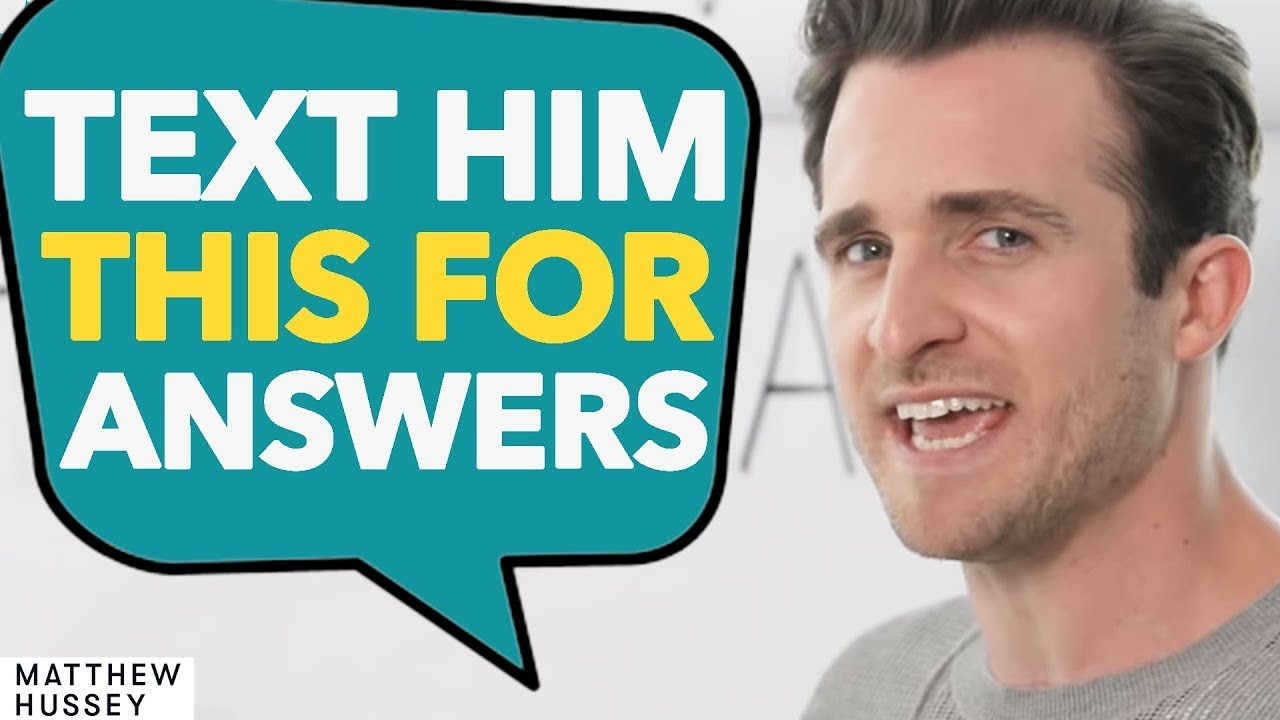 Matthew hussey how to ask a guy out