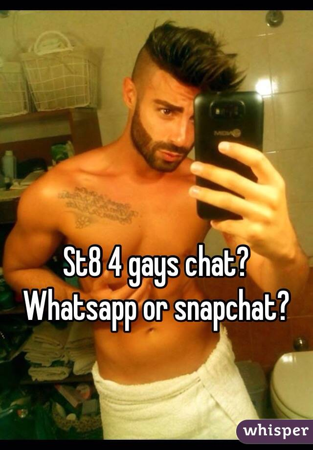 Snapchat for gays