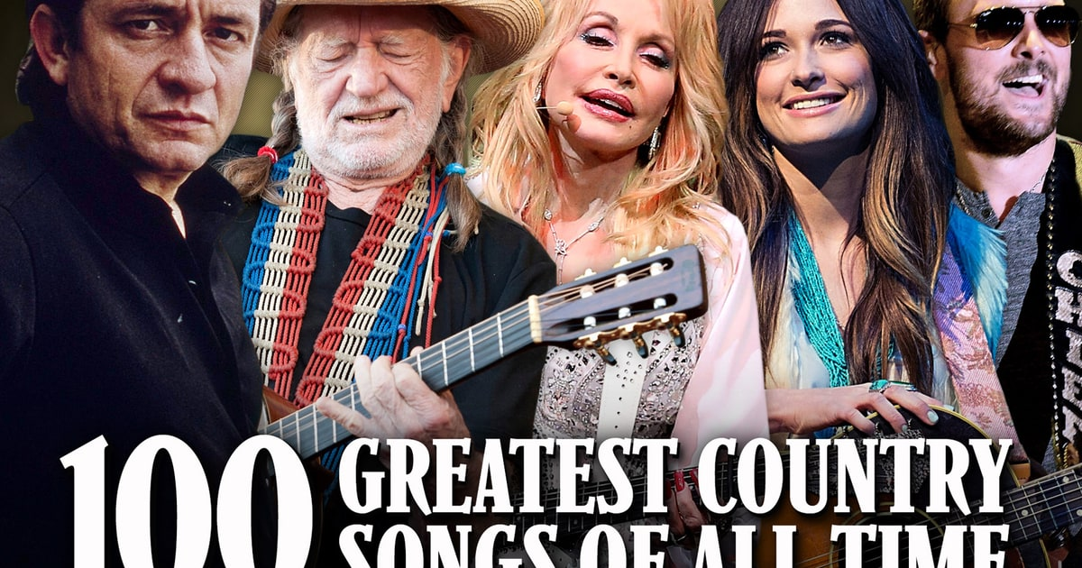 Best country songs ever written