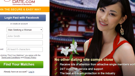 Asiandate com customer service