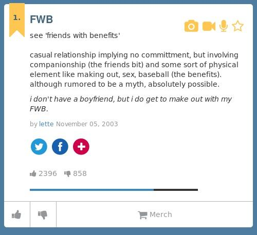 Fwb meaning urban dictionary