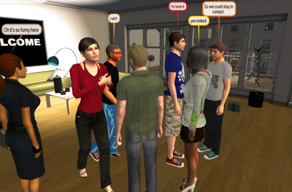 Virtual dating games for teenagers.