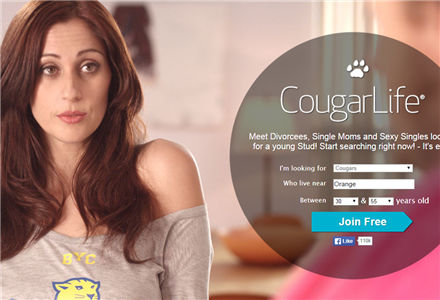 Cougarlife.com search