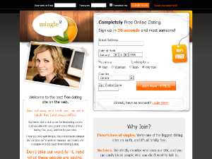 Mingle dating site review