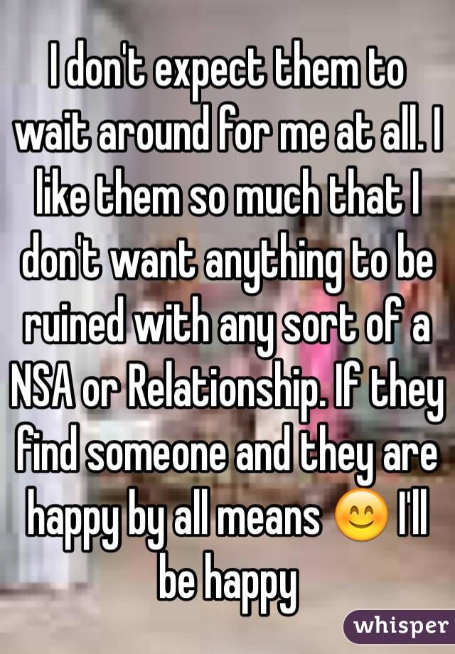 Nsa relationship means