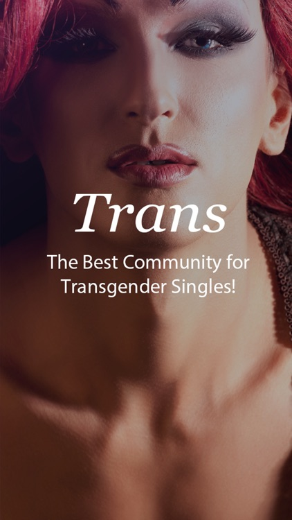 Transexual dating app