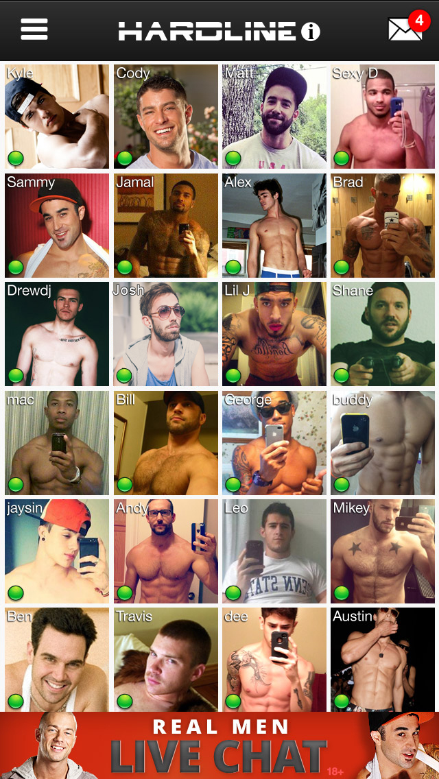 Adult gay video chat