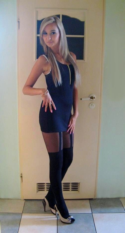 Sexy young crossdressers