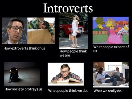 Introverted guys