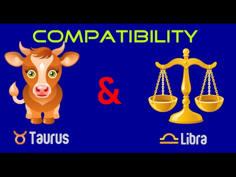 Taurus and libra sexually compatible