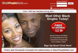 Blackpeoplemeet com black dating network for black singles