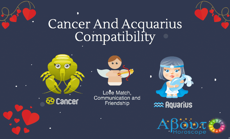 Are cancer and aquarius compatible