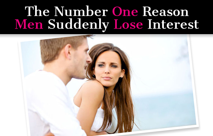 Why a guy suddenly loses interest