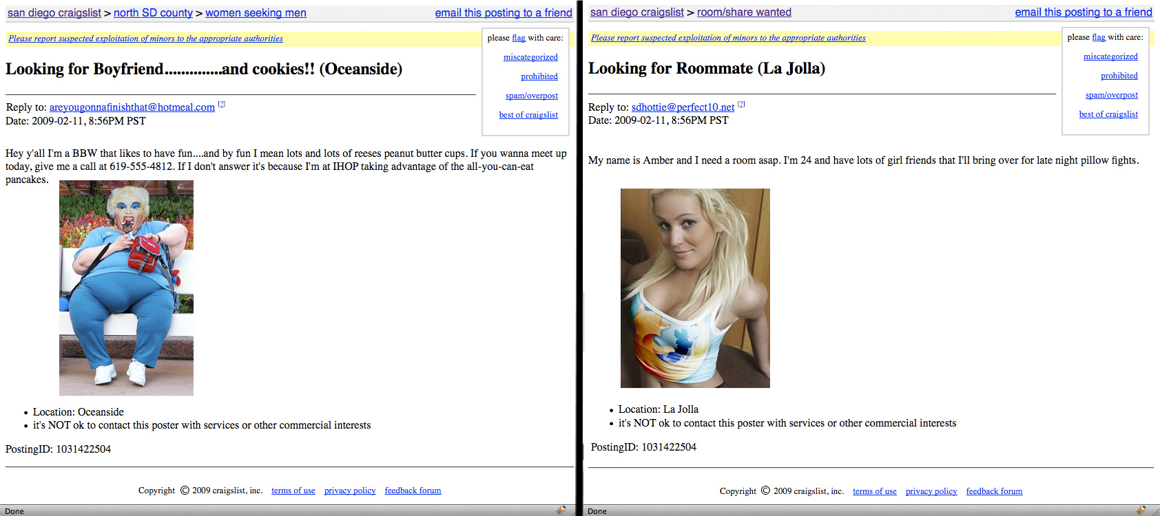 Craigslist personals women seeking women