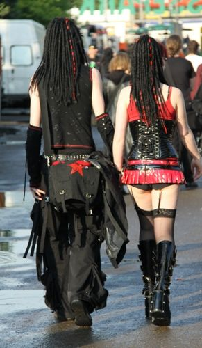 Gothic personals