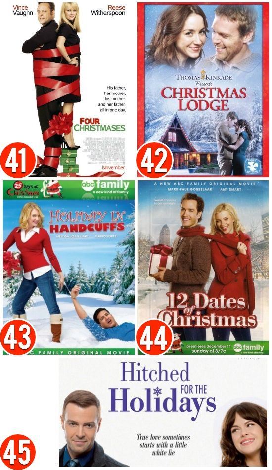 Best romance christmas movies