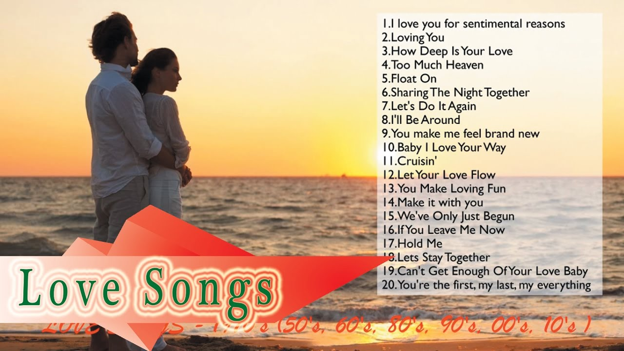 Top best love songs
