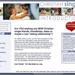 Confidential christian introductions