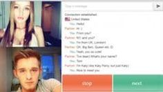 Online video chatting without registration
