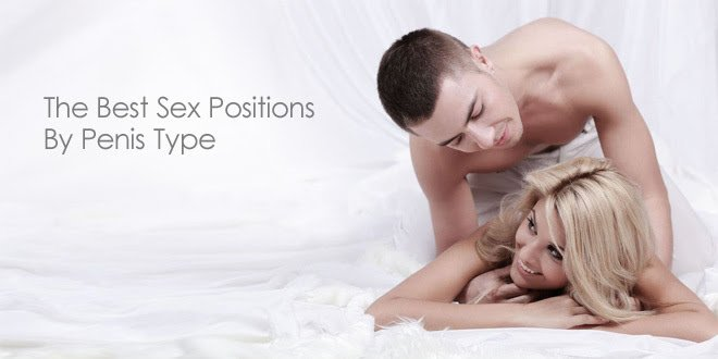 Best sex positions for a big penis