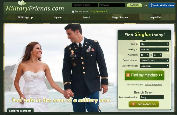 Top military dating sites