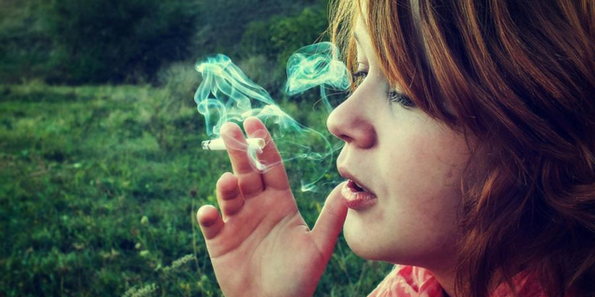 Meet girls who smoke weed