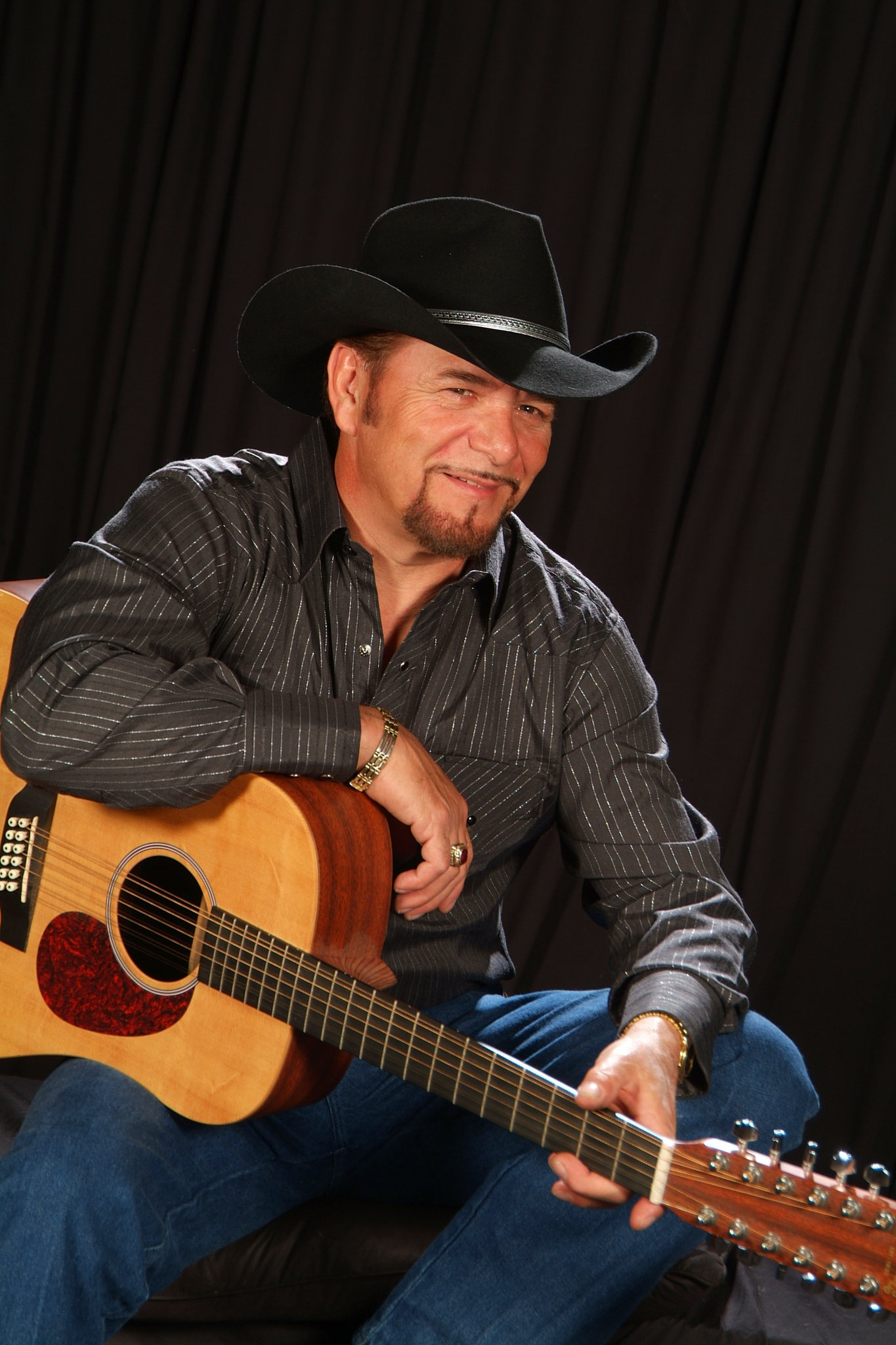 Classic country singer