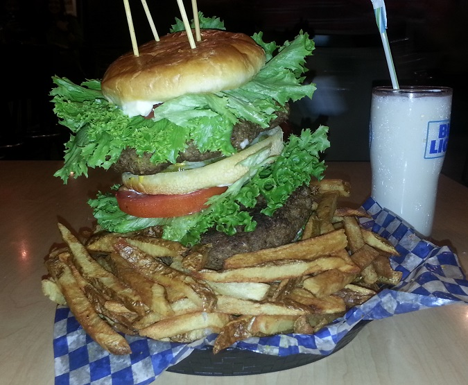 Burgers and blues jackson mississippi