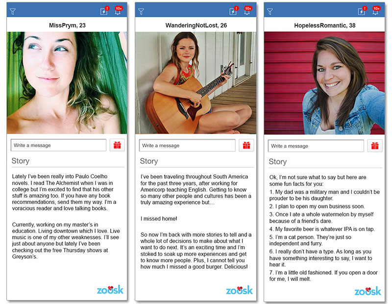Good bios for dating sites