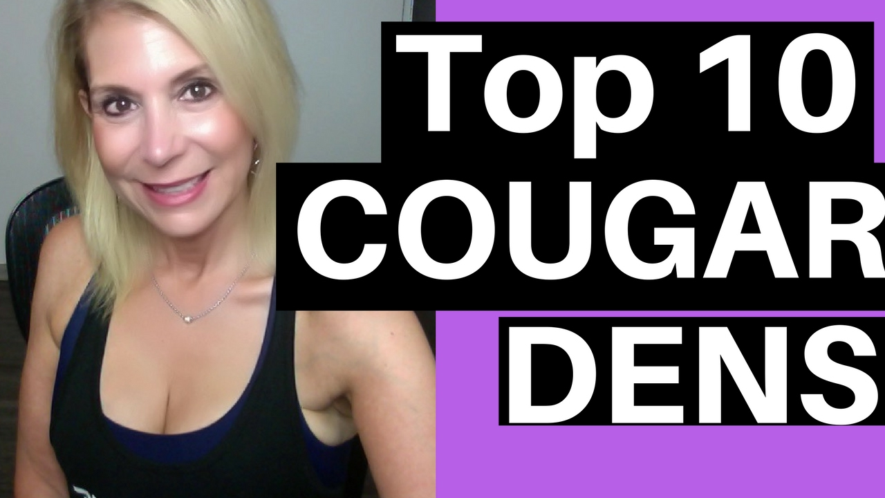 How to hook up with a cougar