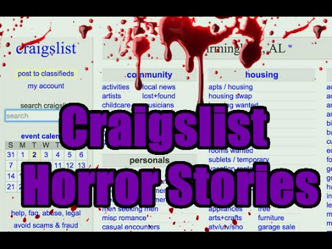 Craigslist stories personals