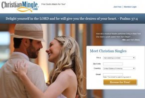 Christian mingle membership