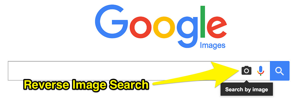 Reverse image search tinder