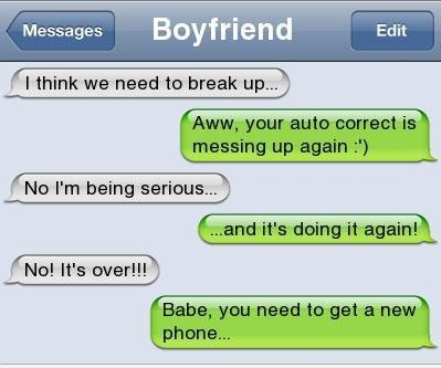 Reasons to breakup with your boyfriend