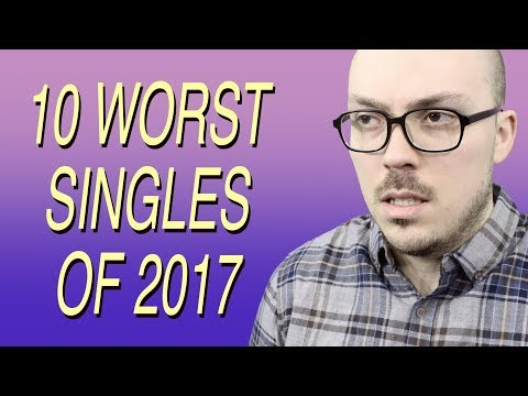Worst singles of all time