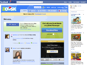 Zoosk payment options
