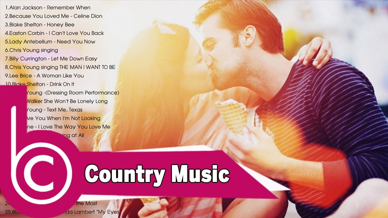 Top country romantic songs