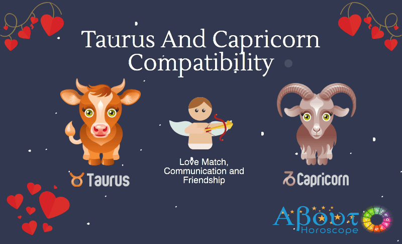 Taurus and capricorn marriage compatibility