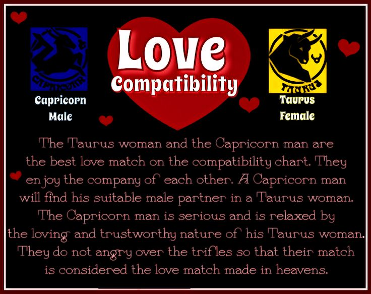 Who is the best match for a taurus woman