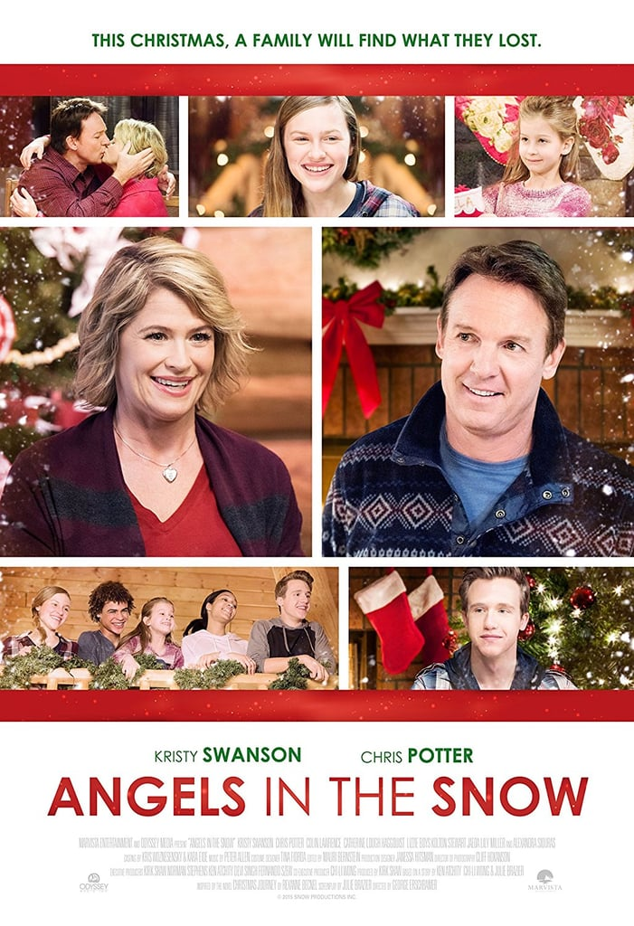 Holiday romance movie