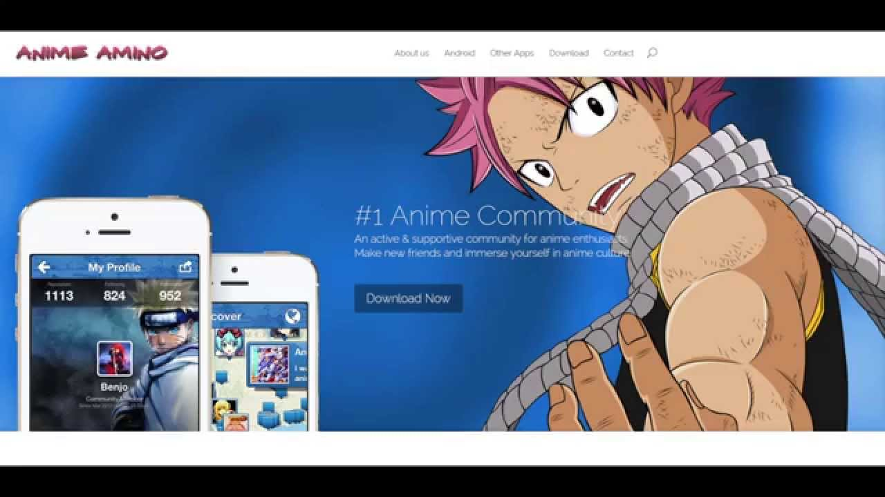 Apps for anime lovers